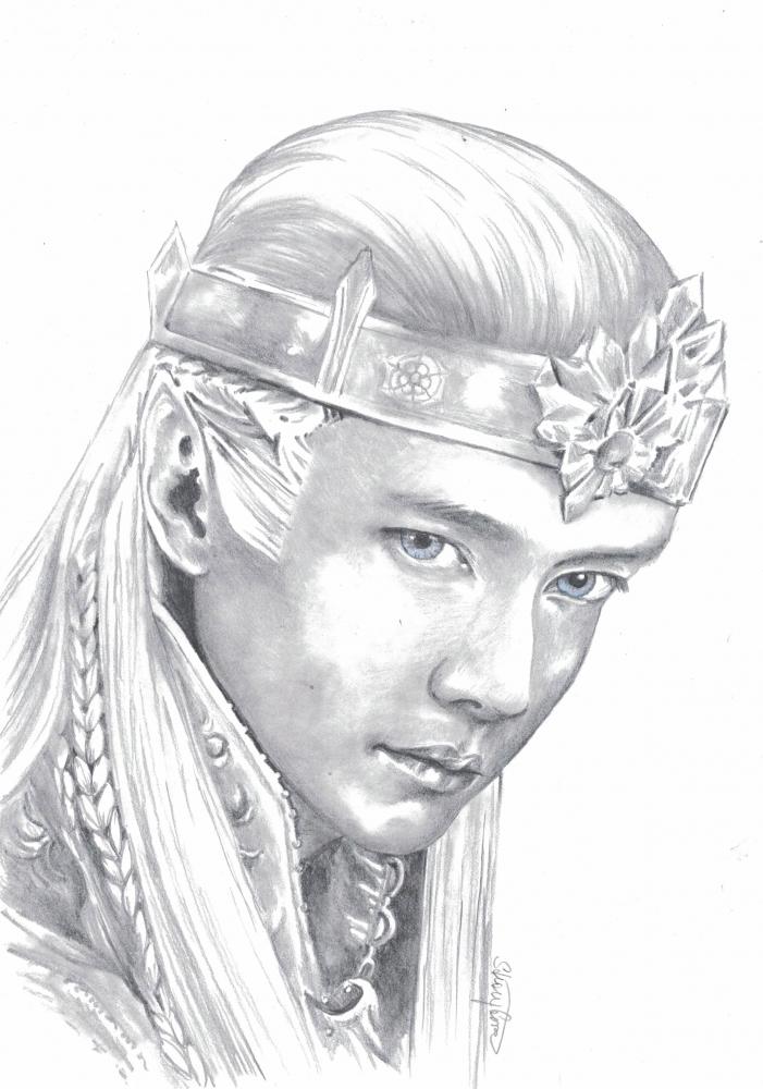 Feng Shaofeng by ZiaCz